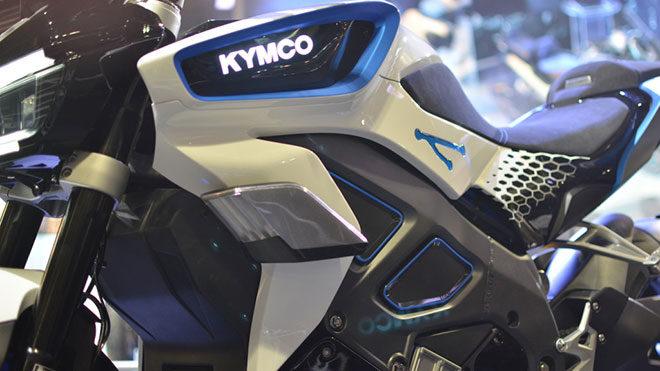 elektrikli motosiklet: KYMCO RevoNEX