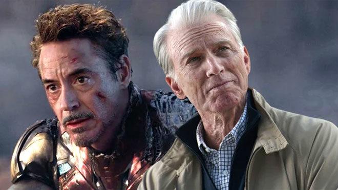 Iron Man ve Captain America