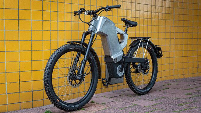Trefecta RDR elektrikli bisiklet