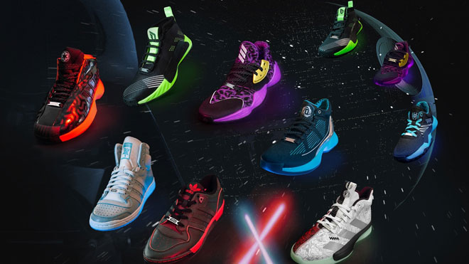 Adidas Star Wars koleksiyonu