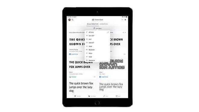 Adobe iPhone iPad