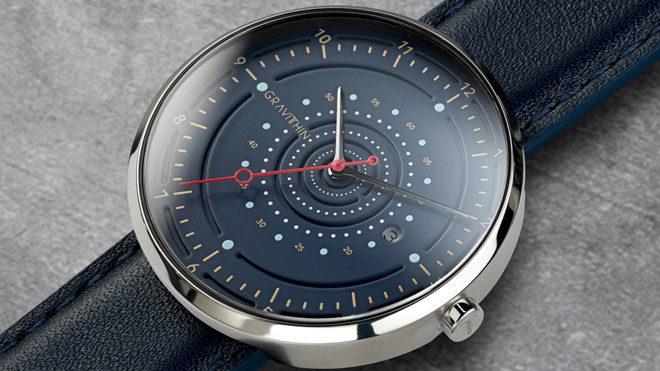 Akıllı saat modellerinden sıkılanlara gökyüzünü bileğe getiren klasik saat