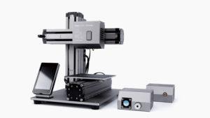 3D baskı, lazer işleme ve oyma; akıllı telefon fiyatına üçü bir arada 3D yazıcı [Video]