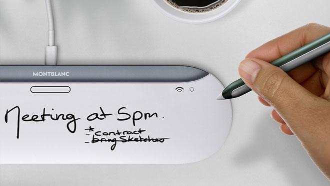 Apple Pencil'ı gölgede bırakacak akıllı kalem tasarımı