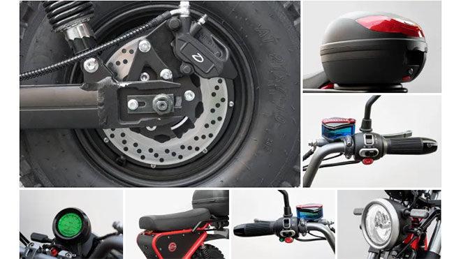 Daymak Beast 2.0 elektrikli bisiklet