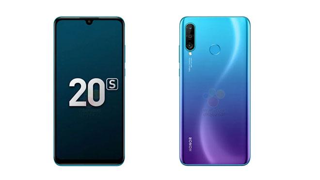 Honor 20S Huawei P30 Lite