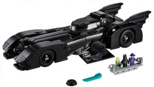 Batman tutkunları için 1989 model LEGO Batmobile [Video]
