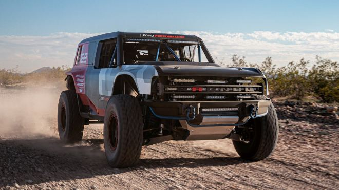 Ford Bronco R