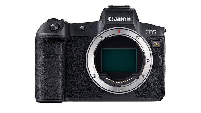 Canon EOS Ra astrofotoğrafçılık aynasız fotoğraf makinesi
