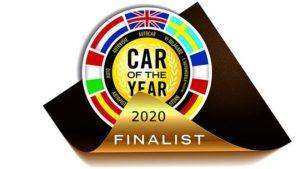 2020 Avrupada Yılın Otomobili
