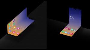 Samsung Galaxy Fols 2 katlanabilir telefon