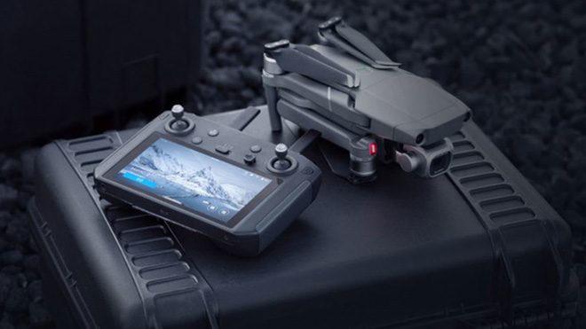 DJI akıllı saat drone