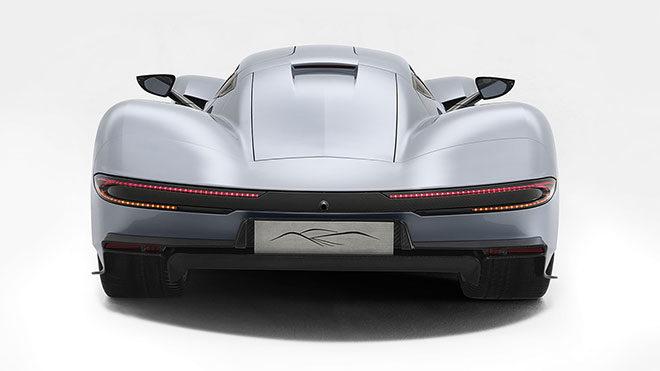 Dünyanın en pahalı elektrikli otomobil modeli Aspark Owl