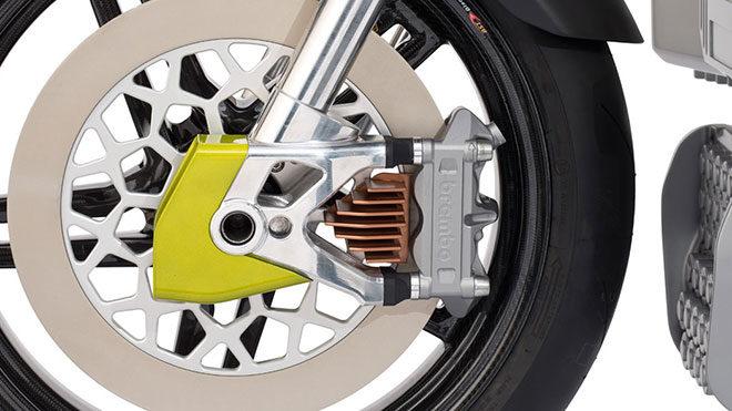 elektrikli motosiklet: BST Hypertrek