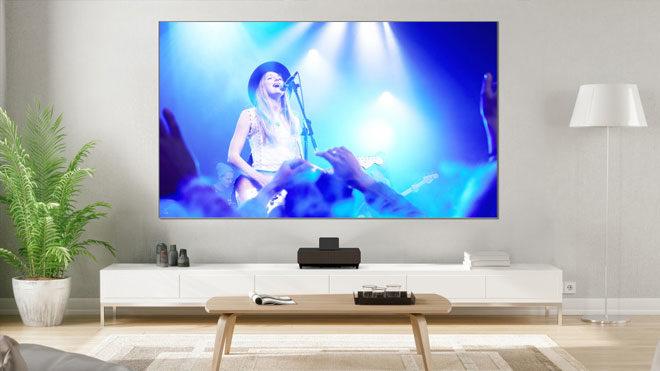 Epson EH-LS500 4K projektör