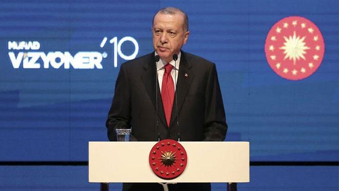 Erdoğan fiber internet