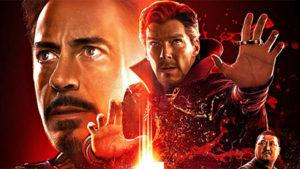 Iron Man ve Doctor Strange