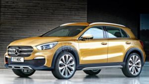 2020 Mercedes GLA
