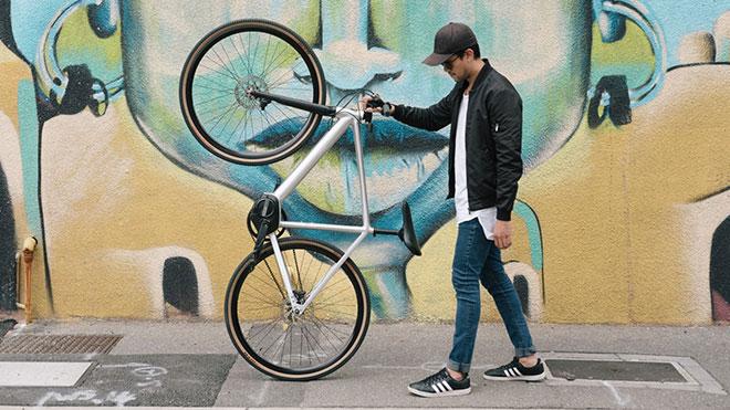 Enki Cycles Miller elektrikli bisiklet