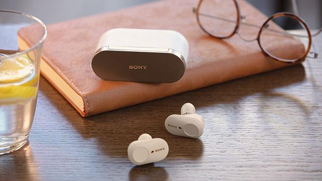 Sony WF-1000XM3 kablosuz kulaklık