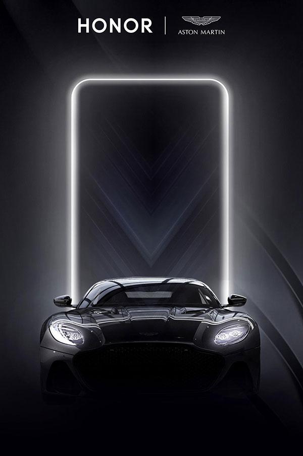 Honor V30 Pro Aston Martin