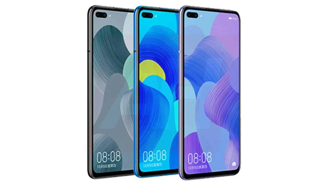 Huawei Nova 6G ve MatePad Pro