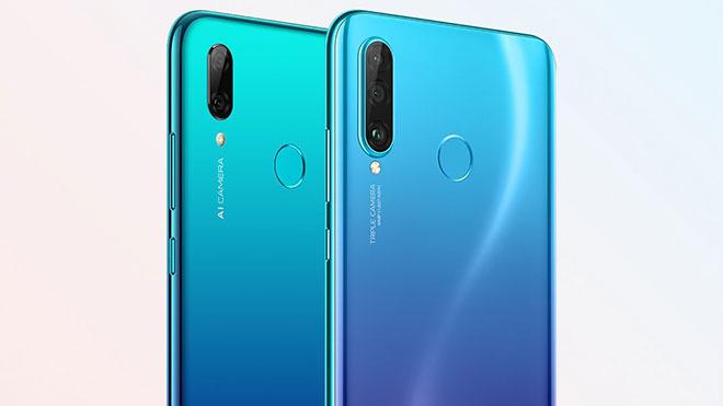 Huawei P30 Lite veya P Smart 2019 EMUI 10