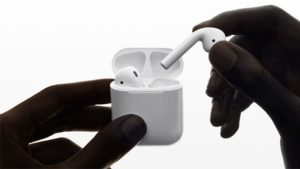 İkinci nesil Apple AirPods