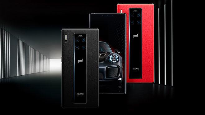 Huawei Mate 30 RS Pro Porsche Design Huawei Mate 30 Pro