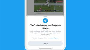 Instagram gibi Twitter da konuya odaklanıyor