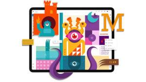 iPad için Illustrator