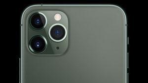 iPhone 11 Pro Huawei Nova 6 SE