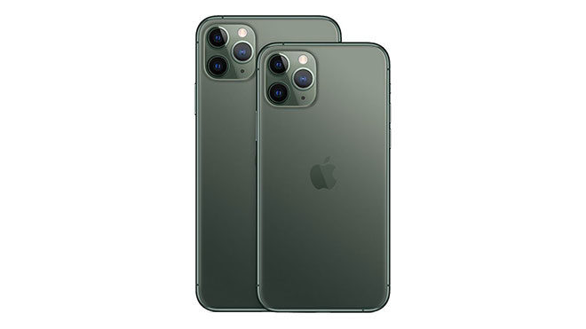 iPhone SE 2 iPhone 12 Pro