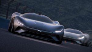 Jaguar Vision Gran Turismo Sport Coupé
