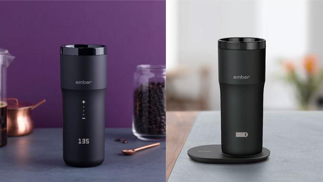 Kahve severlere akıllı termos Ember Travel Mug 2