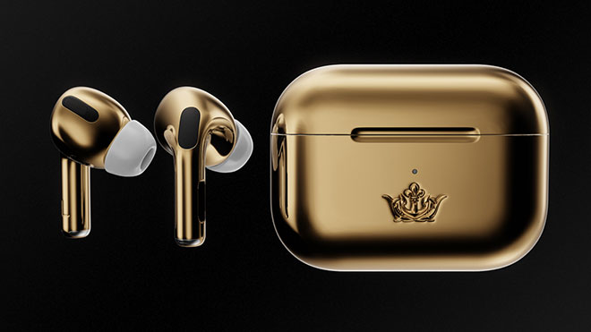 Caviar AirPods Pro Apple kablosuz kulaklık