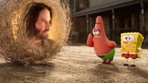 Keanu Reeves Sünger bob