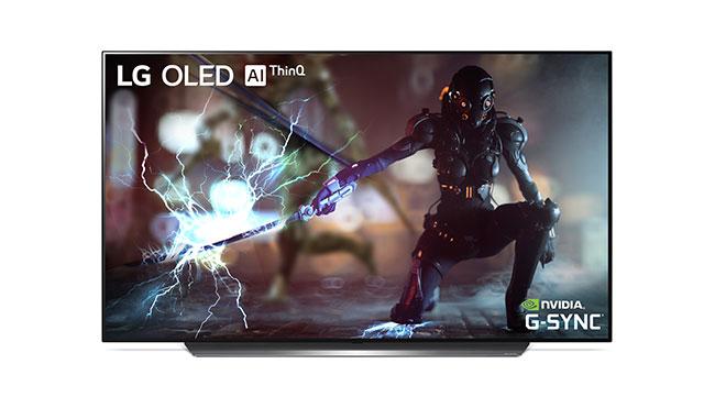 LG OLED TV Nvidia G-Sync
