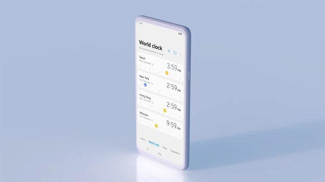 LG UX 9.0 arayüz