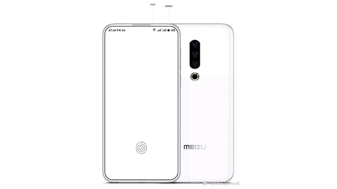 Meizu 17th