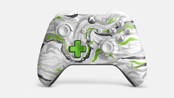 Microsoft Xbox kumandası