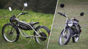 elektrikli motosiklet: Tremel Zimmner
