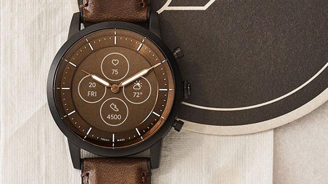 Fossil Hybrid HR akıllı saat