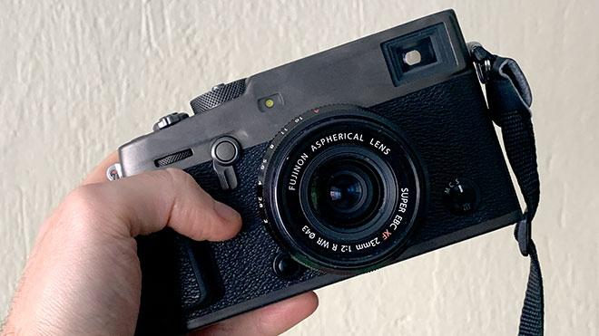 Fujifilm X-Pro3 aynasız fotoğraf makinesi