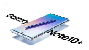 Samsung Galaxy Note 10 ve Galaxy Note 10 Plus