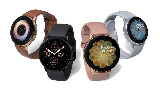 Samsung Galaxy Watch Active 2