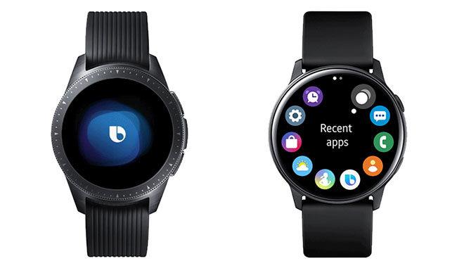 Samsung Galaxy Watch ve Galaxy Watch Active 2
