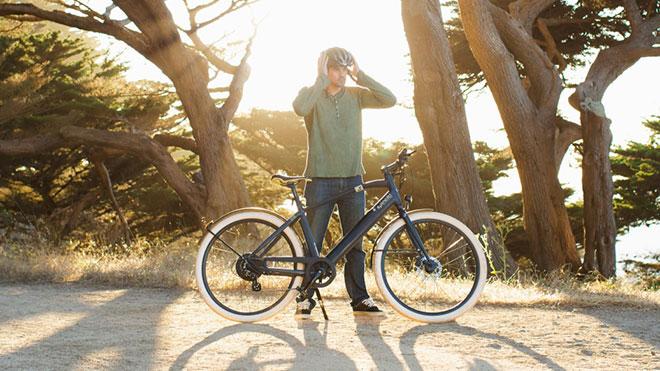 Spinciti elektrikli bisiklet
