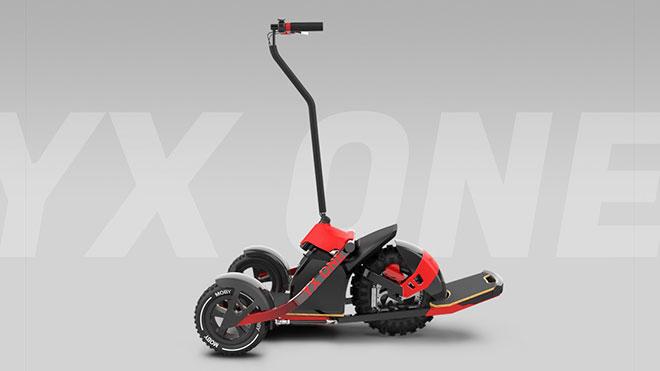 YX ONE elektrikli scooter