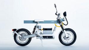 CAKE Ösa elektrikli motosiklet